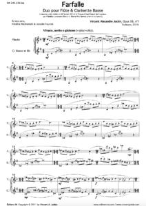 Farfalle, Op. 26, n°1